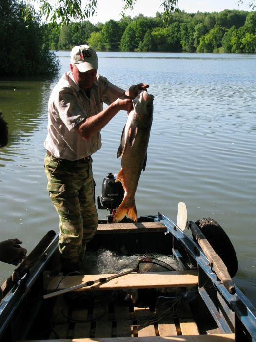 якшинские выселки рыбалка